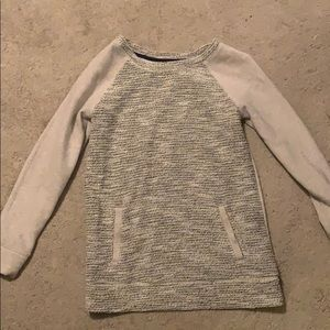 Loft Lou & Grey tunic sweatshirt